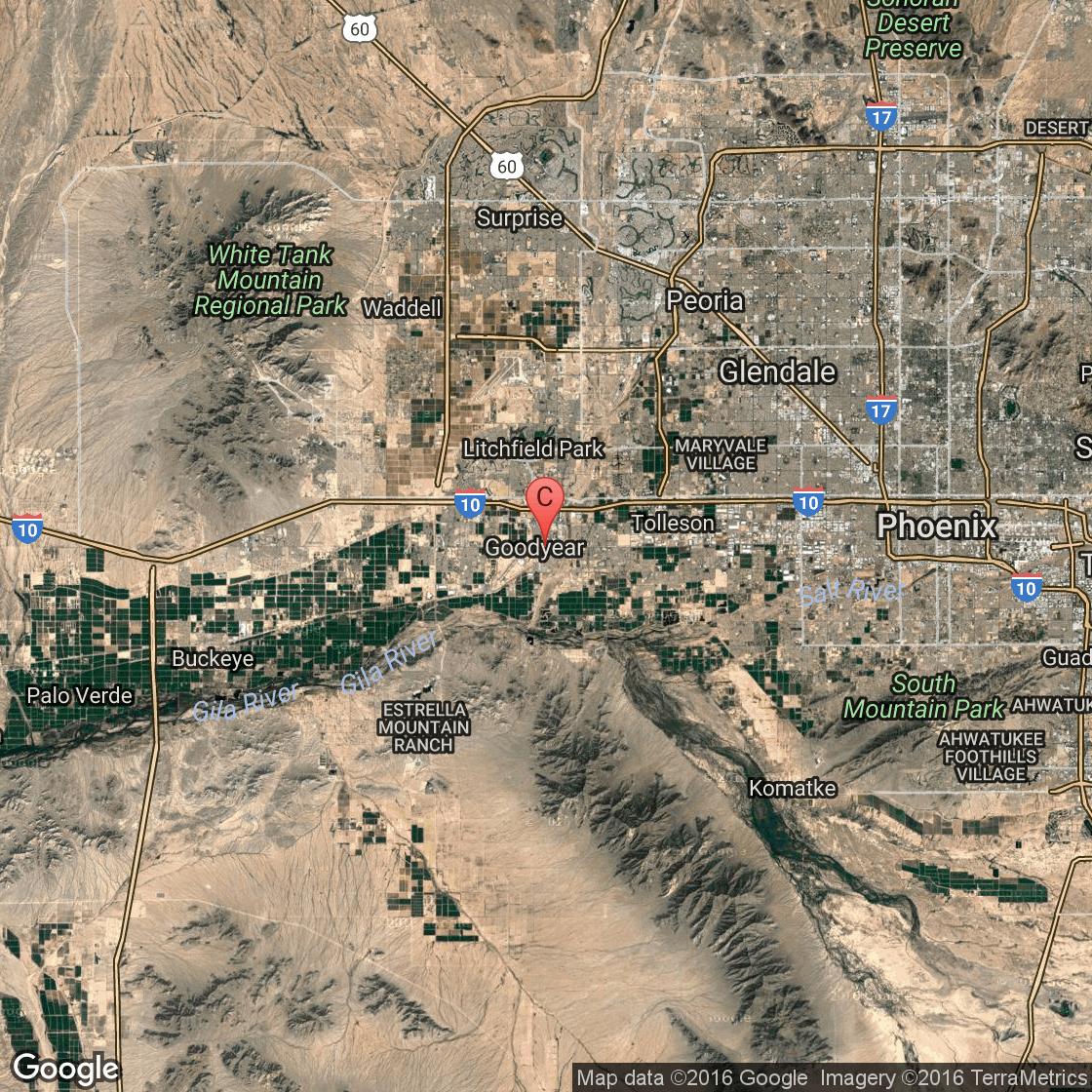RV Parks In Avondale AZ USA Today - Rv parks usa map