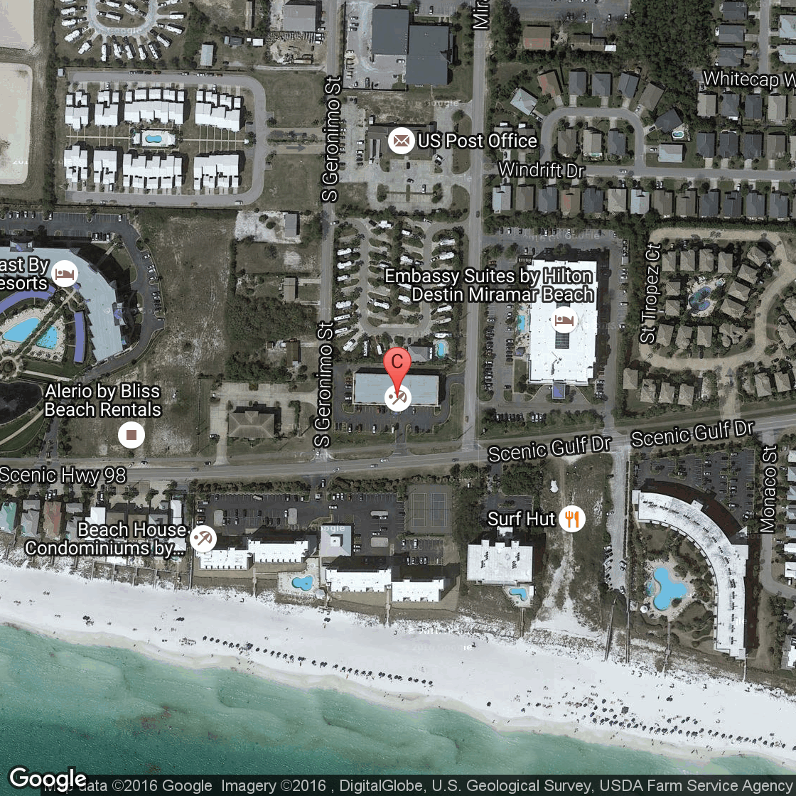 Camping Near Seaside Florida Usa Today