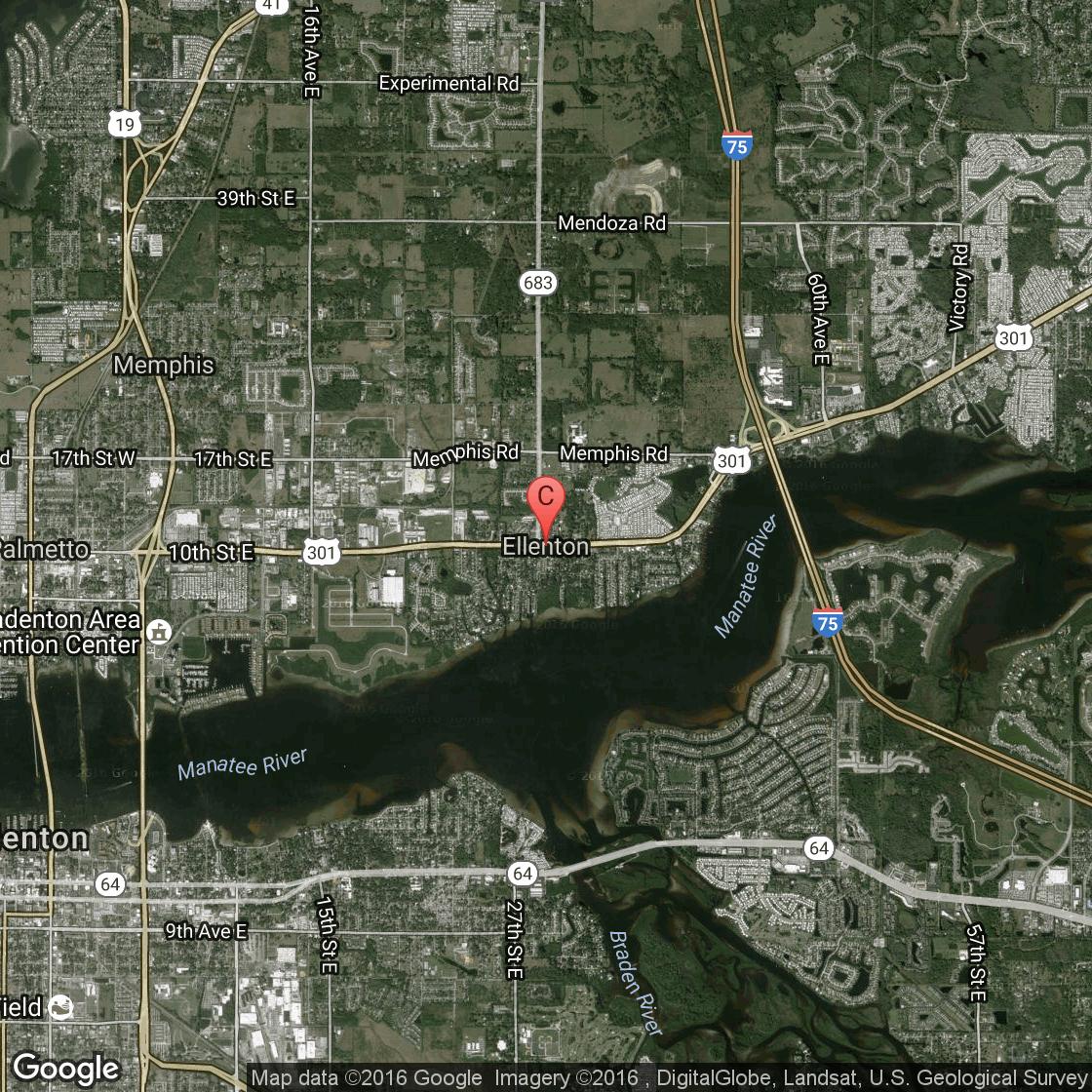 Things To Do In Ellenton Florida USA Today - Florida map ellenton