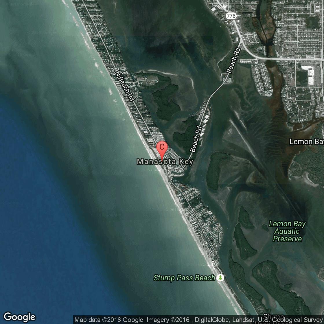 englewood beach florida map