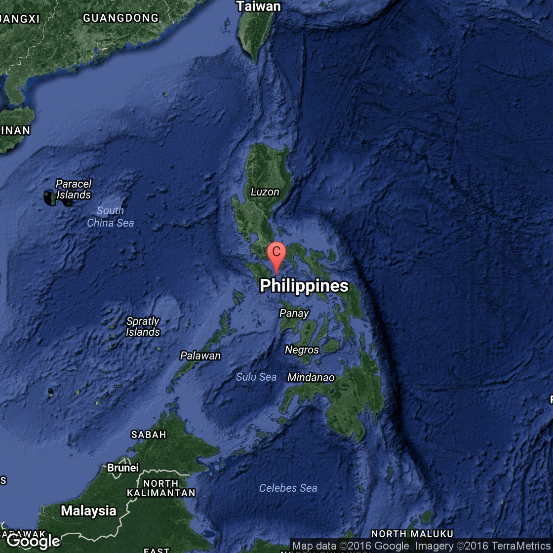 Does A US Citizen Need A Visa To Go To The Philippine Islands - Us visa map