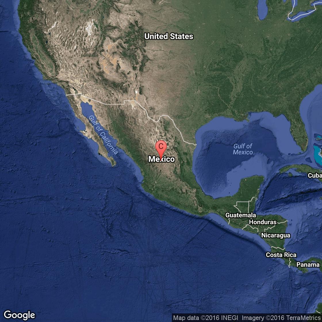 Mexico Vacations Mexico Vs The Bahamas USA Today - Map usa bahamas