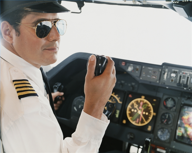 What Do the Stripes Mean on a Pilot Uniform? | Career Trend