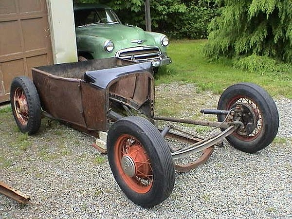 how to build a hot rod from scratch