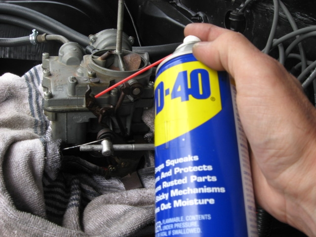 How To Clean Carburetor >> How To Clean A Car Carburetor It Still Runs