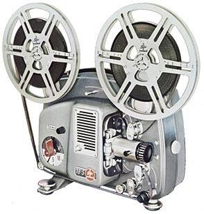 How to Thread a Bell & Howell Projector | Our Pastimes