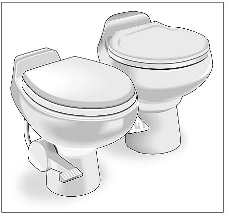 How to Understand and Repair a SeaLand Marine RV Toilet | It