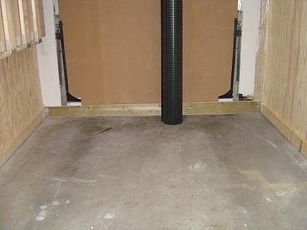 How to fix a sloping floor homesteady for How to fix uneven floors