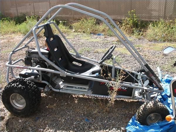 How to Build a Racing Go-Kart Engine   It Still Runs