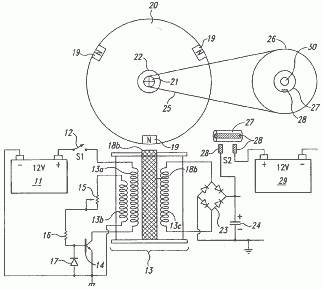 How to Make a Bedini Motor Newman Motor Schematic on motor alignment, motor construction, motor power, motor connection, motionless electromagnetic generator, motor block, motor parts, motor capacitor, motor chart, motor engine, motor data sheet, motor battery, motor wiring, motor electrical, voodoo science, motor output, motor model, perpetual motion, motor guide, motor diagram, motor layout, motor relay, simple magnetic overunity toy, motor board,
