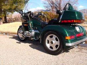 How to Build a Motorcycle Trike   It Still Runs