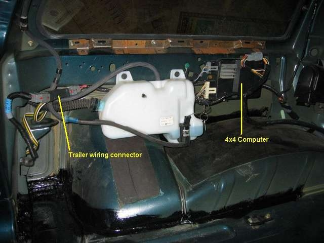 2000 ford ranger 4wd wiring harness troubleshooting a ford ranger 4x4  troubleshooting a ford ranger 4x4