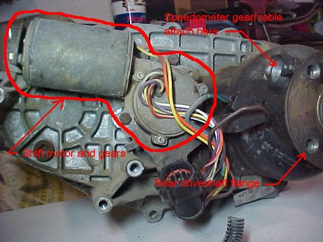 Ford ranger 4x4 problems