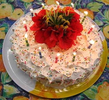 How To Make A Homemade Birthday Cake