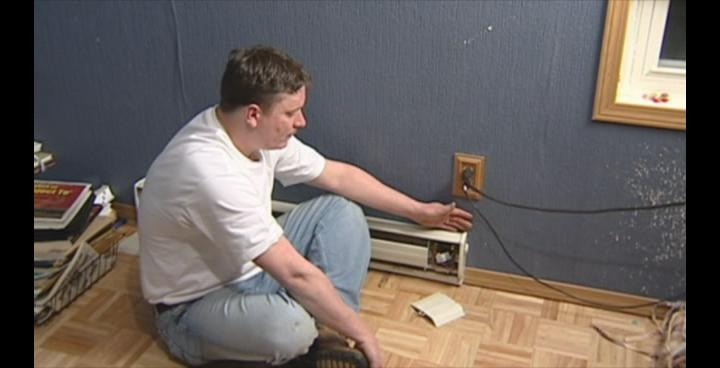 Video how to wire a baseboard heater ehow swarovskicordoba Gallery