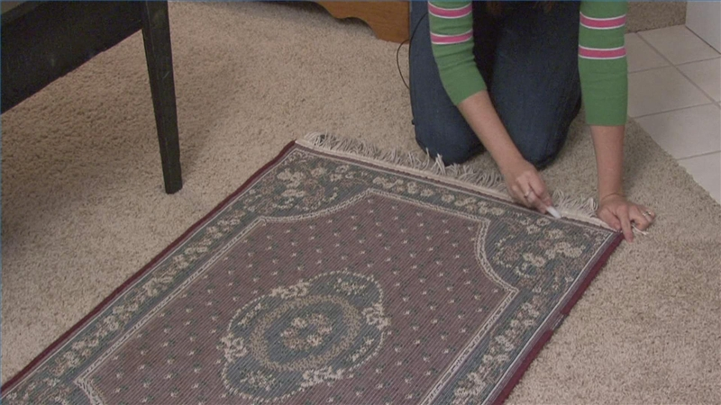 How To Keep Rugs On The Carpet From Moving Ehow
