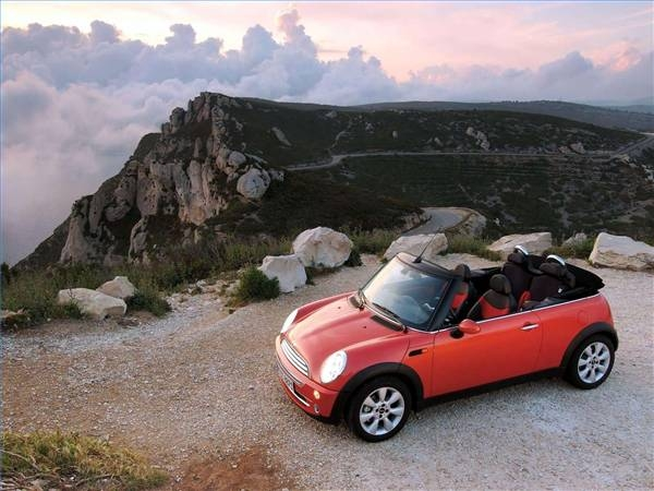 The Mini Cabriolet