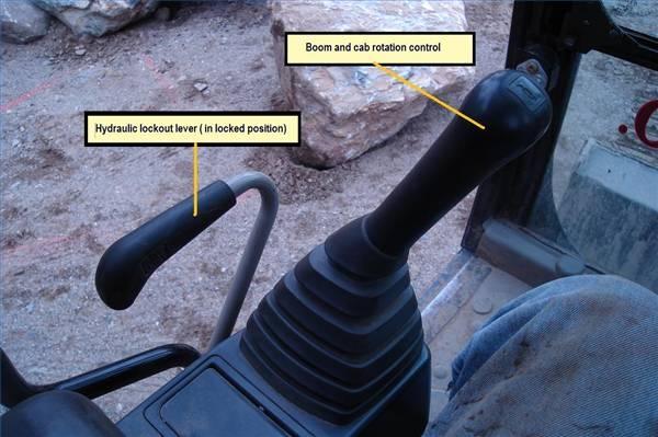 How to Run a Cat Excavator   It Still Runs