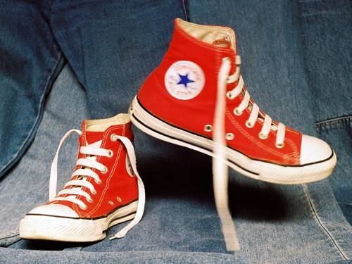 The History of Converse Shoes Hverdagen vår  Our Everyday Life