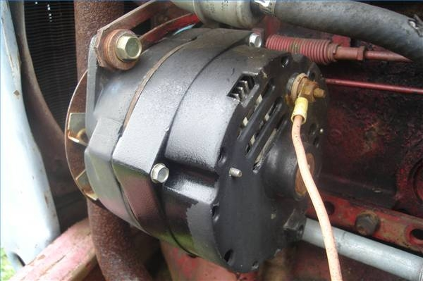 How to Install a 1-Wire GM Alternator | It Still Runs