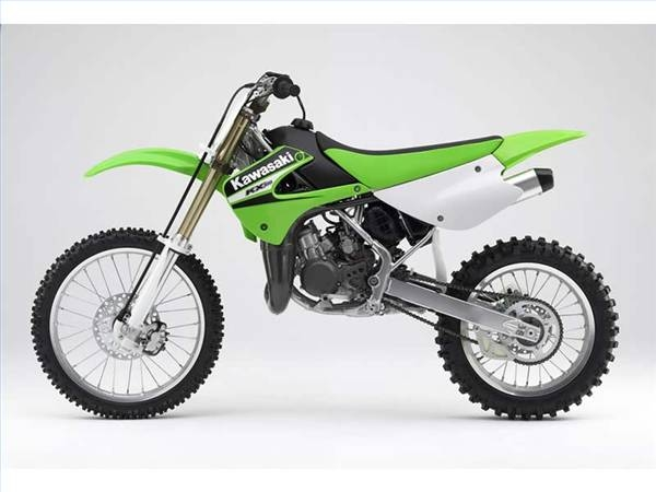 the 1970s brought to prominence the kx dirt bikes, including the kx100  racing in the mini cycle classes, and the kx250f