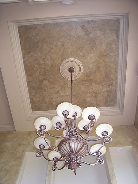 How To Paint Faux Finish Ceilings Eight Different Ways