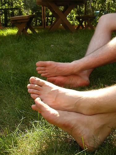 Why Do Feet Smell Like Ammonia?