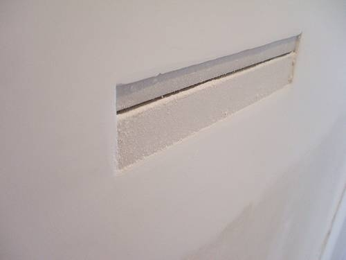 Drywall Tape Bubbles : How to remove drywall tape homesteady