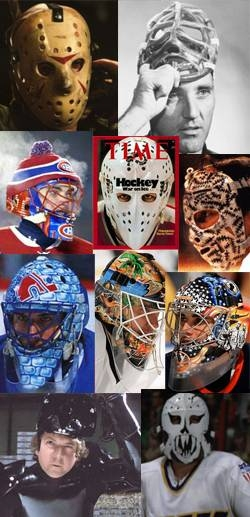 How To Paint A Goalie Helmet Sportsrec