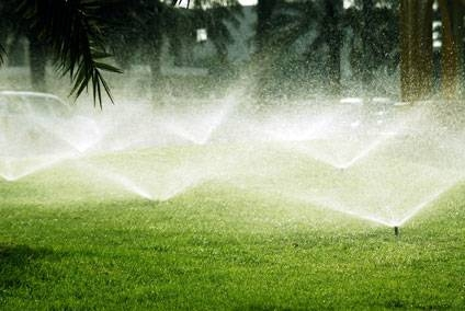 How to Repair the Heads on a Toro Lawn Sprinkler