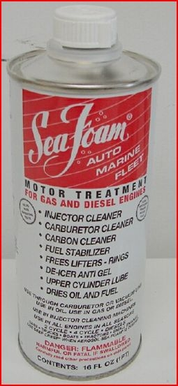 How to use Seafoam to clean up your engine   It Still Runs