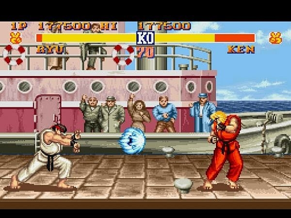 How To Throw A Hadouken In Street Fighter