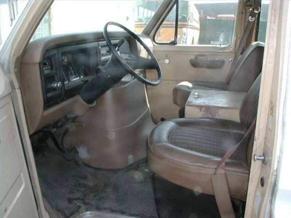 1986 Ford Econoline Information | It Still Runs