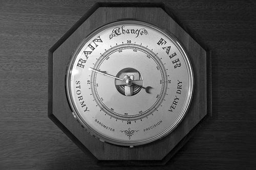 What Is the Range of Barometric Pressure?