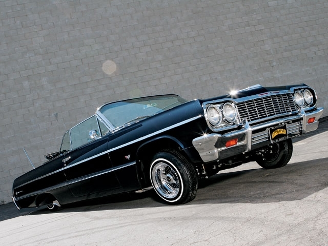 The History of the Lowrider Car | It Still Runs