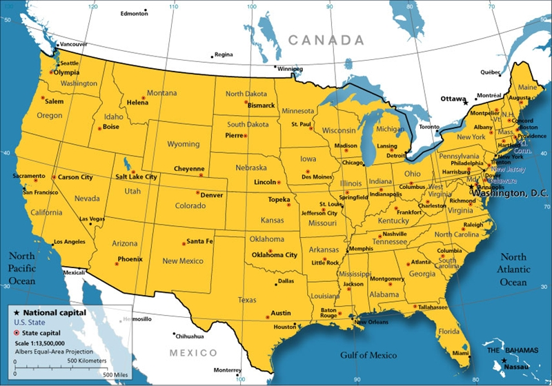 Activities to Help Kids Identify the Regions of the United States ...