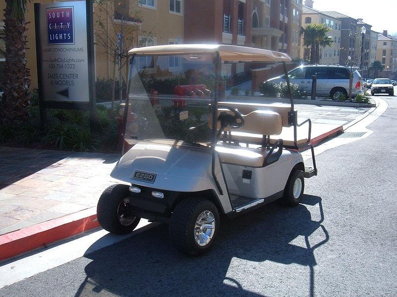 Ohio Law: Golf Carts on the Roadway | Legalbeagle.com Golf Cart Horn On Html on