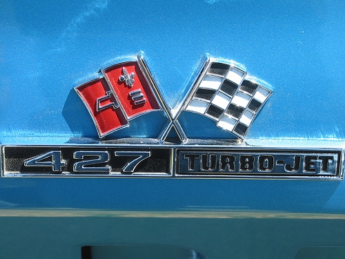 How To Identify A 427 Chevy Engine