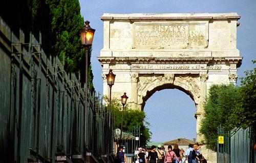 Roman Arch Vs Gothic