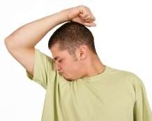 Body Odor in Teens