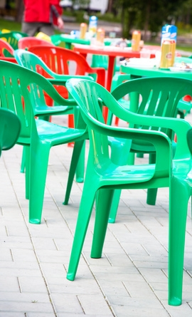 How To Decorate Plastic Chairs Homesteady