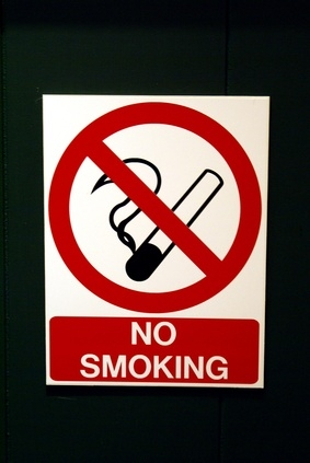 Smoking Area Guidelines