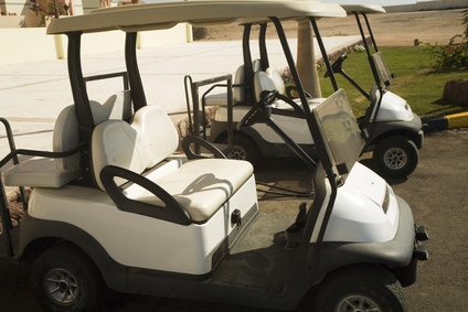 Battery Wiring Diagram Electric Golf Cart : How to start a golf cart without the keys sportsrec