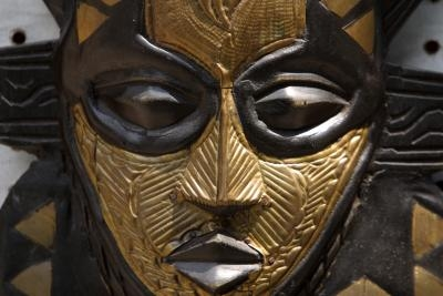 african mask art project