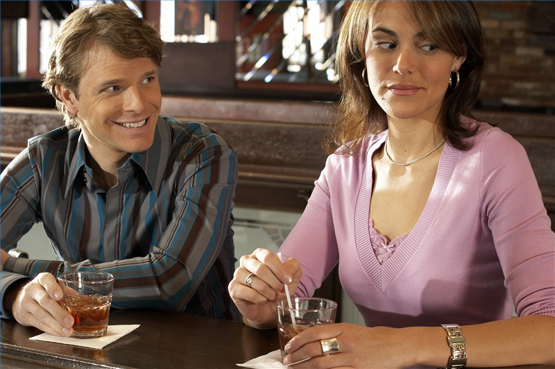 when should a divorced man start dating again