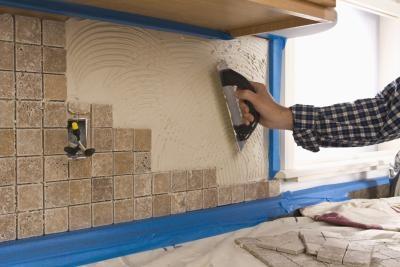 Kitchen Backsplash Directly On Drywall
