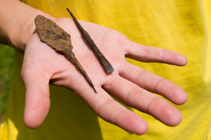 Good Places to Look for Arrowheads in Ohio