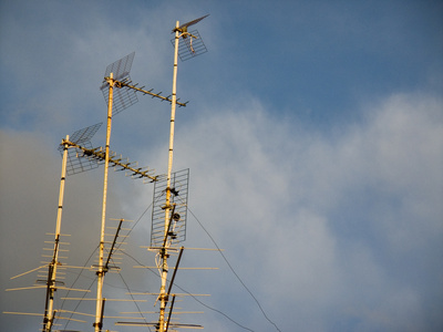 How to Make an Antenna Tower Into a Tilt Over Tower | Our