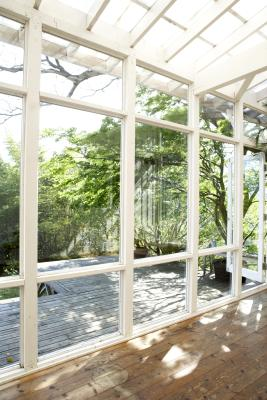 How To Frame Install Windows For Sunrooms Homesteady