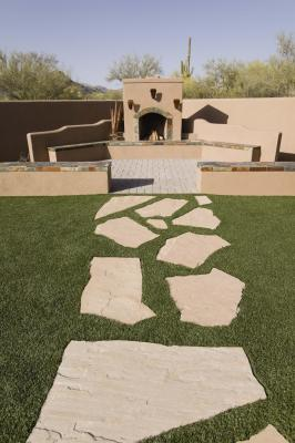 how to cut flagstone with a quickcut